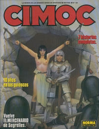 Cover Thumbnail for Cimoc (NORMA Editorial, 1981 series) #120