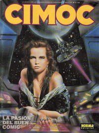 Cover Thumbnail for Cimoc (NORMA Editorial, 1981 series) #118
