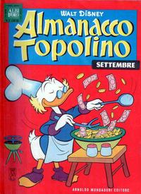 Cover Thumbnail for Almanacco Topolino (Arnoldo Mondadori Editore, 1957 series) #81