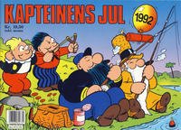 Cover Thumbnail for Kapteinens jul (Bladkompaniet / Schibsted, 1988 series) #1992