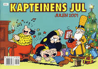 Cover Thumbnail for Kapteinens jul (Bladkompaniet, 1988 series) #2001