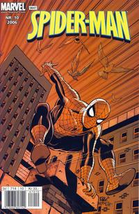 Cover Thumbnail for Spider-Man (Hjemmet / Egmont, 1999 series) #10/2006