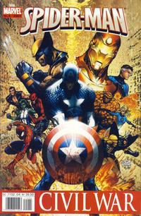 Cover Thumbnail for Spider-Man (Bladkompaniet / Schibsted, 2007 series) #4/2007