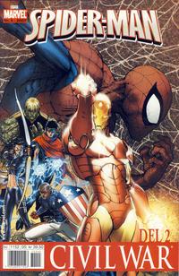 Cover Thumbnail for Spider-Man (Bladkompaniet / Schibsted, 2007 series) #5/2007
