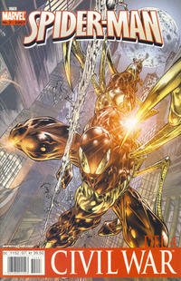 Cover Thumbnail for Spider-Man (Bladkompaniet / Schibsted, 2007 series) #7/2007