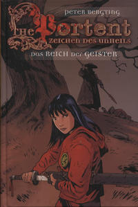 Cover Thumbnail for The Portent (Cross Cult, 2007 series) #1 - Das Reich der Geister