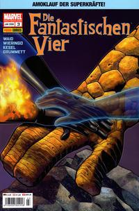 Cover Thumbnail for Die Fantastischen Vier (Panini Deutschland, 2005 series) #3