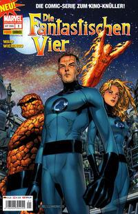 Cover Thumbnail for Die Fantastischen Vier (Panini Deutschland, 2005 series) #1