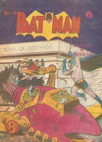 Cover Thumbnail for Batman (K. G. Murray, 1950 series) #48