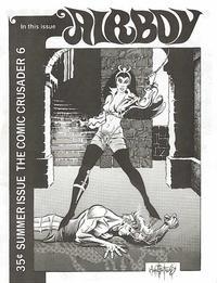 Cover Thumbnail for Comic Crusader (Martin L. Greim, 1968 series) #6
