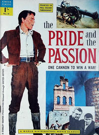 Cover Thumbnail for A Movie Classic (World Distributors, 1956 ? series) #31