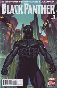 Cover Thumbnail for Black Panther (Marvel, 2016 series) #1