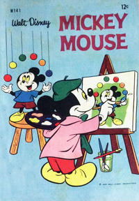Cover Thumbnail for Walt Disney's Mickey Mouse (W. G. Publications; Wogan Publications, 1956 series) #141
