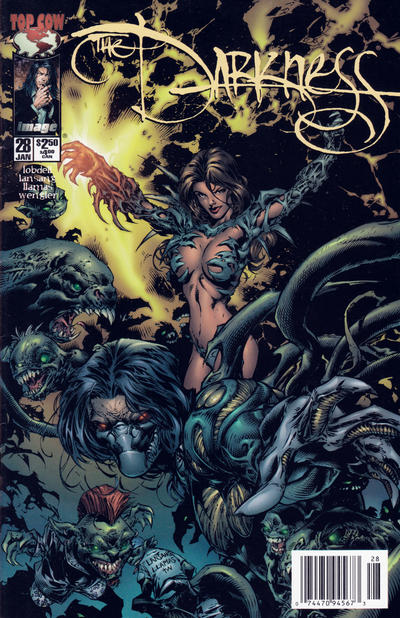 Cover for The Darkness (Image, 1996 series) #28