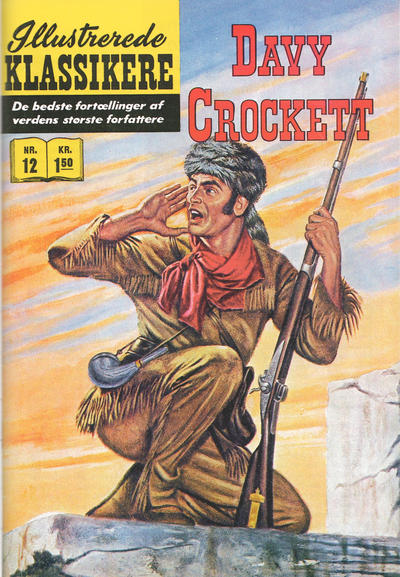 Cover for Illustrerede Klassikere (I.K. [Illustrerede klassikere], 1956 series) #12