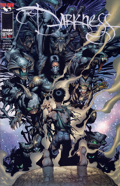 Cover for The Darkness (Image, 1996 series) #11
