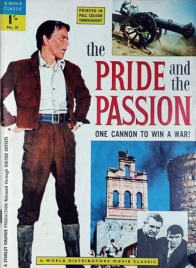 Cover for A Movie Classic (World Distributors, 1956 ? series) #31