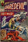 Cover for Daredevil (Marvel, 1964 series) #23 [British]