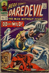 Cover for Daredevil (Marvel, 1964 series) #23 [British]