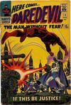 Cover for Daredevil (Marvel, 1964 series) #14 [British]