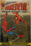 Cover for Daredevil (Marvel, 1964 series) #16 [British]