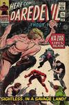 Cover for Daredevil (Marvel, 1964 series) #12 [British]