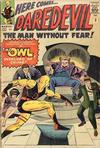 Cover for Daredevil (Marvel, 1964 series) #3 [British]
