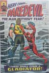 Cover for Daredevil (Marvel, 1964 series) #18 [British]