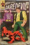 Cover for Daredevil (Marvel, 1964 series) #15 [British]