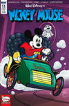 Cover for Mickey Mouse (IDW, 2015 series) #11 / 320 [Subscription Cover]