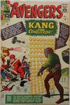 Cover for The Avengers (Marvel, 1963 series) #8 [British]