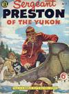 Cover for Sergeant Preston of the Yukon (World Distributors, 1953 series) #7