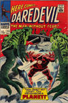 Cover for Daredevil (Marvel, 1964 series) #28 [British]