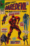 Cover Thumbnail for Daredevil (1964 series) #27 [British Price Variant]