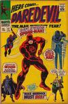 Cover for Daredevil (Marvel, 1964 series) #27 [British]