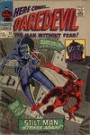 Cover Thumbnail for Daredevil (1964 series) #26 [British Price Variant]