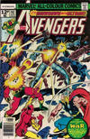 Cover Thumbnail for The Avengers (1963 series) #162 [British Price Variant]