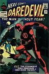 Cover for Daredevil (Marvel, 1964 series) #10 [British]
