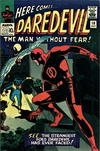 Cover for Daredevil (Marvel, 1964 series) #10 [British Price Variant]
