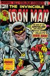 Cover Thumbnail for Iron Man (1968 series) #74 [British]
