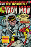 Cover for Iron Man (Marvel, 1968 series) #74 [British]