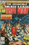 Cover for Iron Man (Marvel, 1968 series) #148 [British Price Variant]