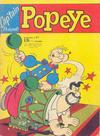 Cover for Cap'tain Présente Popeye (Société Française de Presse Illustrée (SFPI), 1964 series) #57