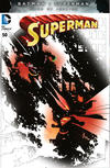 Cover for Superman (DC, 2011 series) #50 [Batman v Superman Kaare Andrews Fade Cover]
