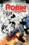 Cover for Robin: Son of Batman (DC, 2015 series) #10 [Batman v Superman Fade Cover]