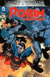 Cover for Robin: Son of Batman (DC, 2015 series) #10 [Batman v Superman Full Color Cover]