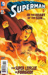 Cover for Superman (DC, 2011 series) #51