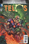 Cover for Telos (DC, 2015 series) #6