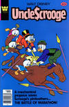 Cover Thumbnail for Uncle Scrooge (1963 series) #169 [Whitman Variant]