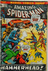 Cover for The Amazing Spider-Man (Marvel, 1963 series) #114 [British]